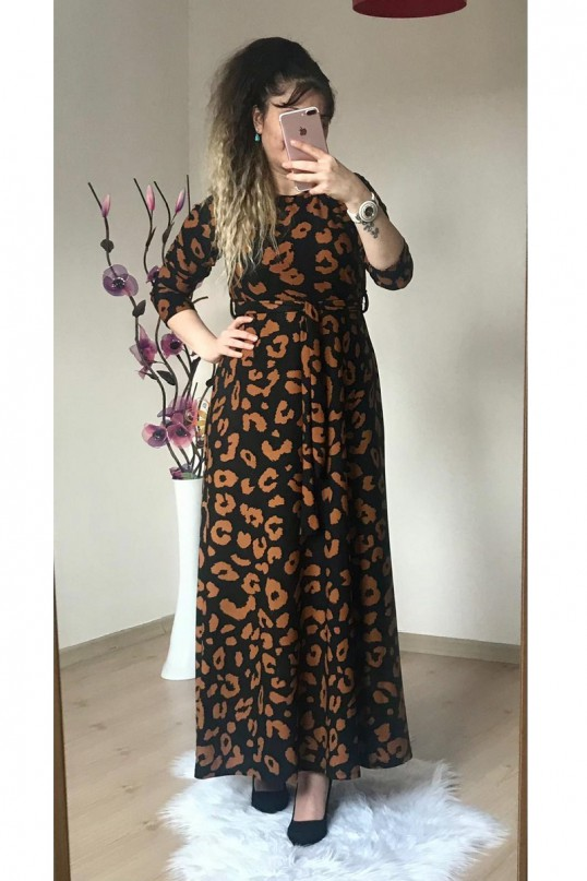 Dalmacya Desen Elbise
