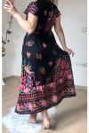 Tavus Kuşlu elbise